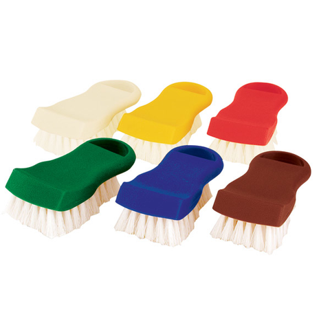 Colour Coded Cutting Board Brush