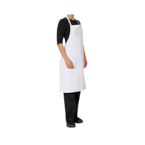AUSSIE CHEF Heavy Weight Bib Apron (with pocket)