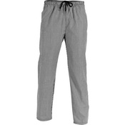 Traditional Draw String Check Pants - DNC Chef