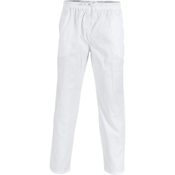 Traditional Draw String White Pants