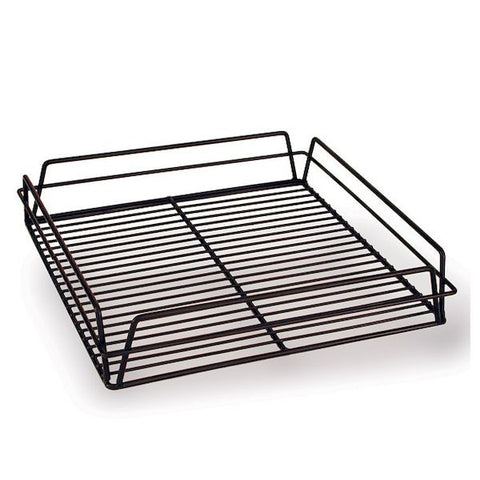 PVC Glass Basket Square 355x355x75mm