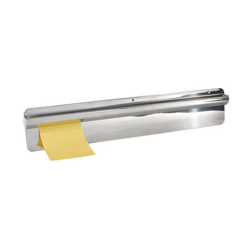1100mm Docket Holder - Stainless Steel