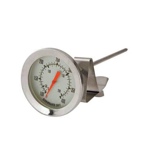 Candy/Deep Fry Thermometer 150mm Stainless Steel Probe with Clip 100/200c