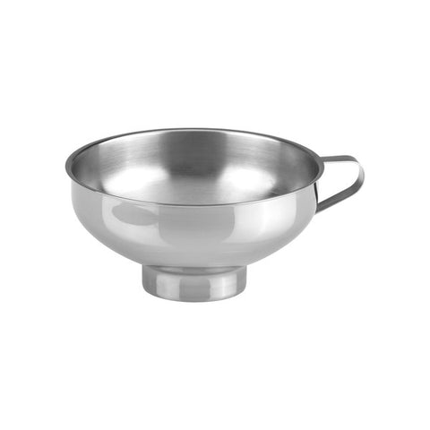 140mm Jam Funnel - 18/10 Stainless Steel
