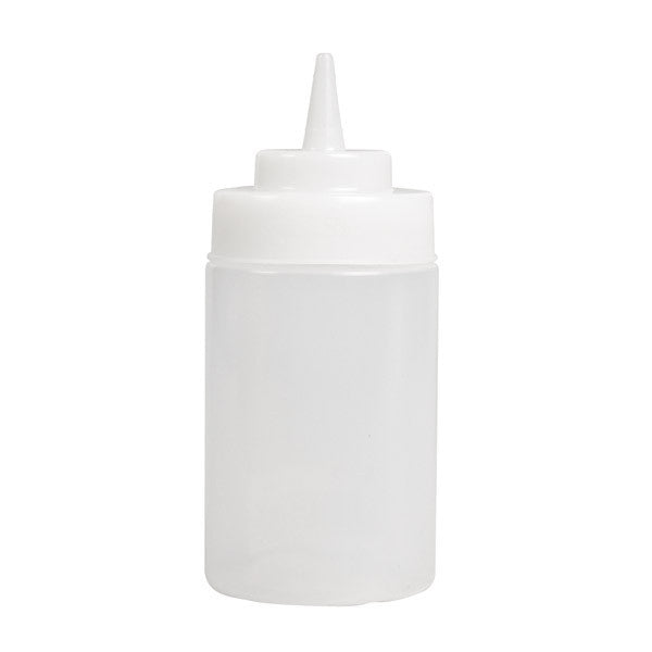 360ml Squeeze Bottle - Clear