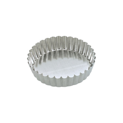 200 x 45mm Fluted Cake Pan - loose base