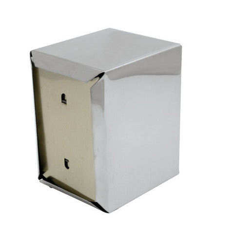 """D"" Fold - Napkin Dispenser - Stainless Steel"