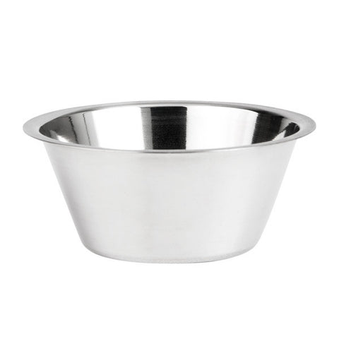 115ml Dariol Mould / Sauce Cup - Stainless Steel (70mm)