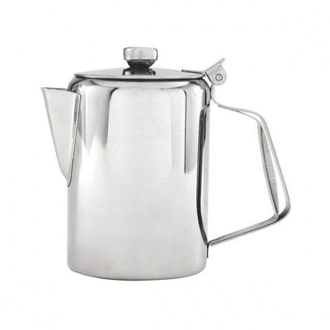 1 Litre Pacific Coffee Pot Stainless Steel