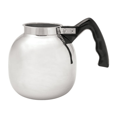 2 Litre Coffee Decanter Stainless Steel