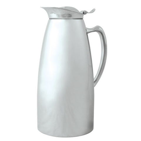 1.5 Litre Insulated Jug - Satin Finish 18/10 Stainless Steel