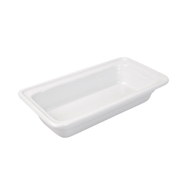 1/3 Porcelain Gastronorm Food Pan - 65mm Depth