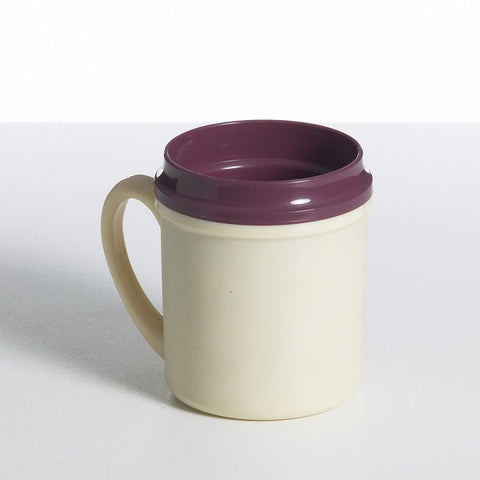Yellow Insulated Mug 250ml