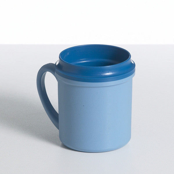 Blue Insulated Mug 250ml