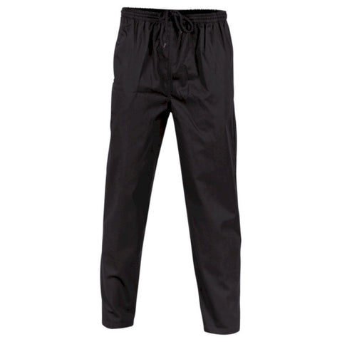 Traditional Black Pants -  Global Chef