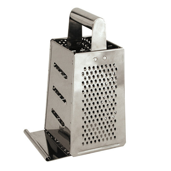 Grater Deluxe 18/8 Stainless Steel with Removable Base