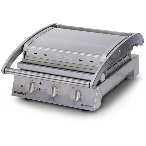 ROBAND 6 slice grill station (GSA610S)