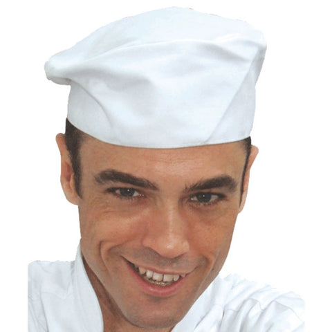 White Box Hat Global Chef
