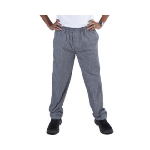 Traditional Check Pants - Global Chef