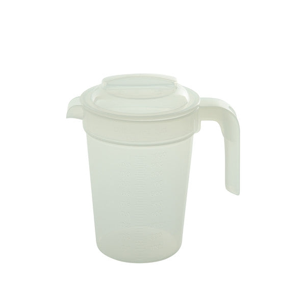Jug Graduated Clear 1 Litre