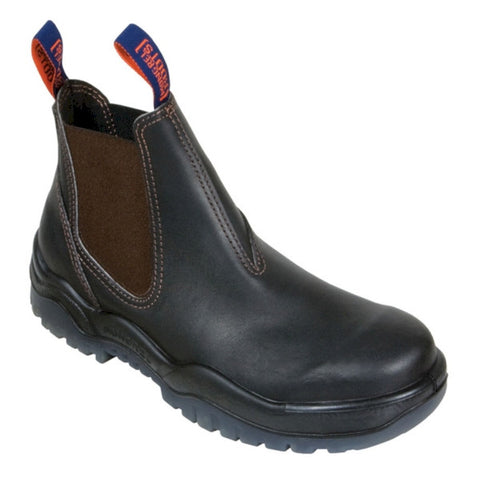 Mongrel Boots Oil Kip Elastic Sided Boot