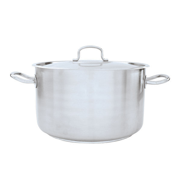 "10.2 Litre Boiler / Saucepot With Cover ""INOX-PRO"""
