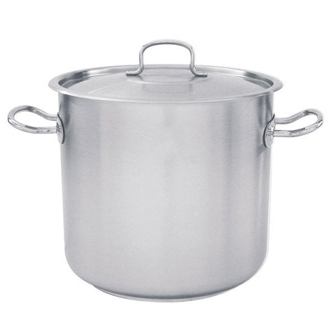"10 Litre Stockpot With Cover ""INOX-PRO"""