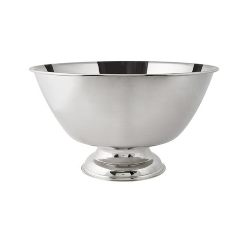 13 Litre Champagne Cooler / Punch Bowl - 18/10 Stainless Steel