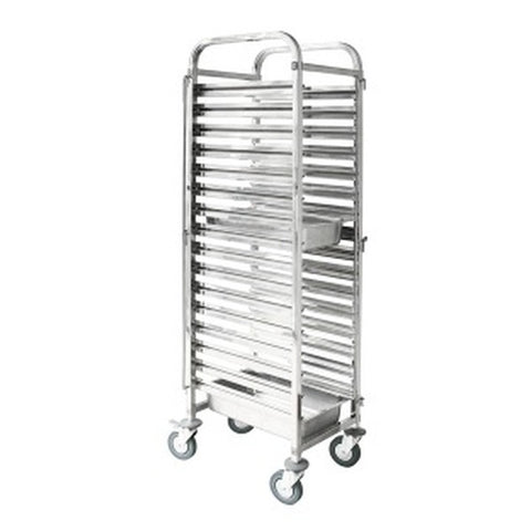 Gastronorm Trolley 380 x 550 x 1735mm