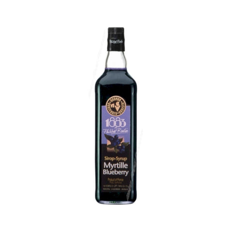 Routin 1883 Blueberry Syrup 1 Litre