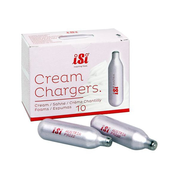 iSi Cream Chargers 10 Pack