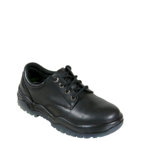 Mongrel Boots Black Derby Shoe