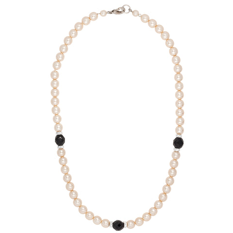 Not-so-Simple Pearl Necklace