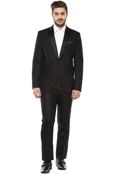 buy mens black tuxedo suit