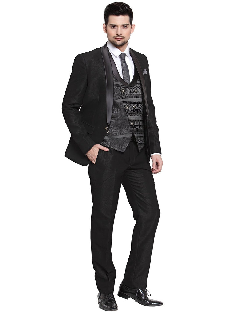 Buy this grey check mens suit online