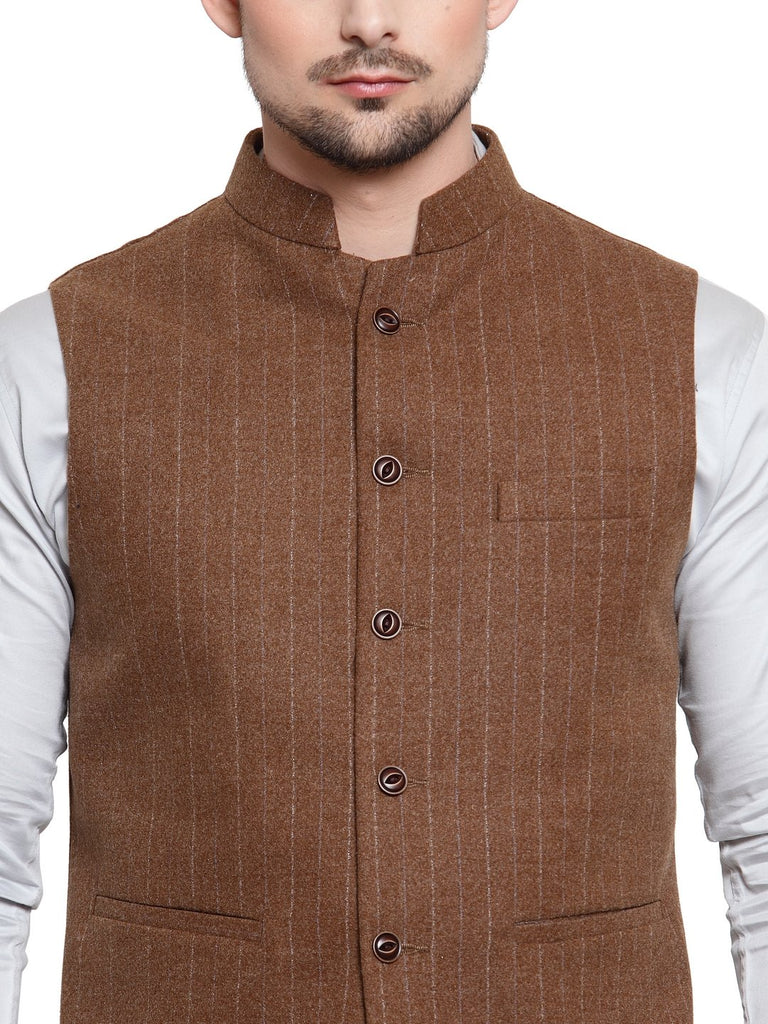 Enrol yourself with the business waistcoat
