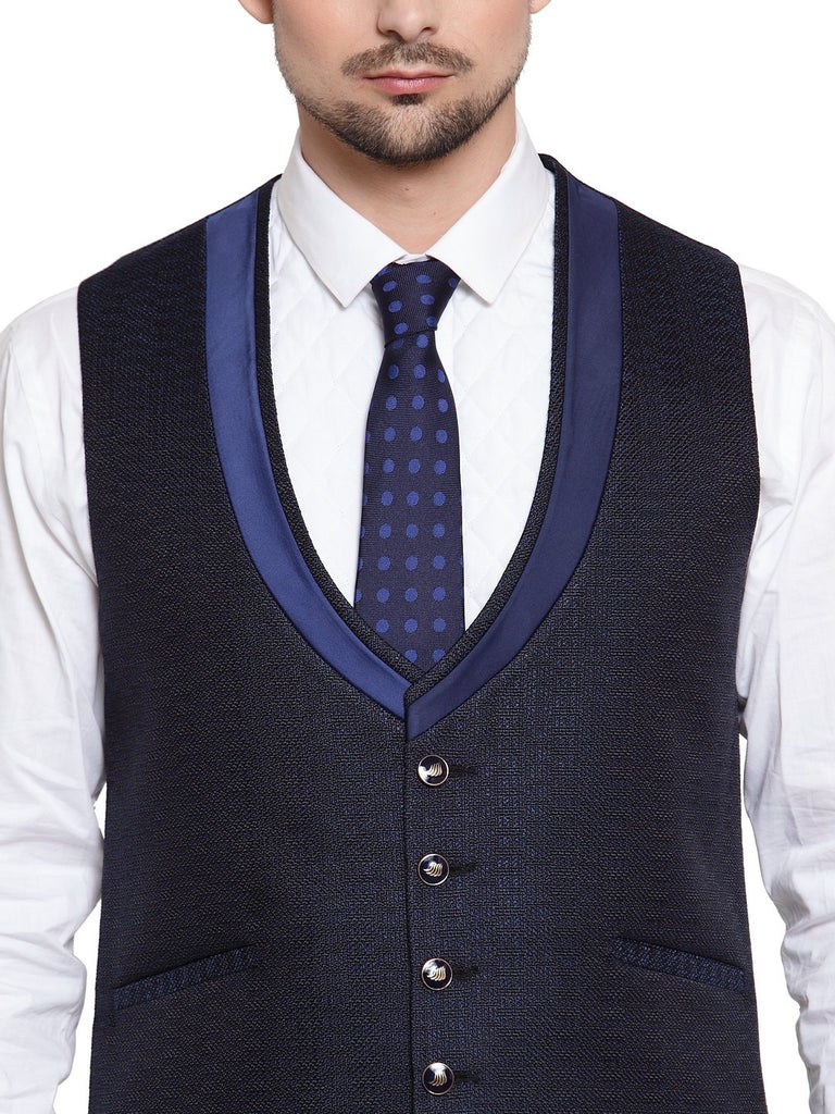 Buy blue 2 piece suit online