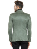 THE PARTY ANIMAL'S GO TO GREEN MEN'S COAT BLAZER JACKET