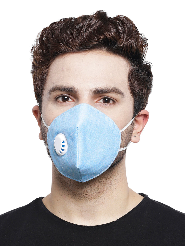 LUXURAZI certified 5 layer protective fashion mask