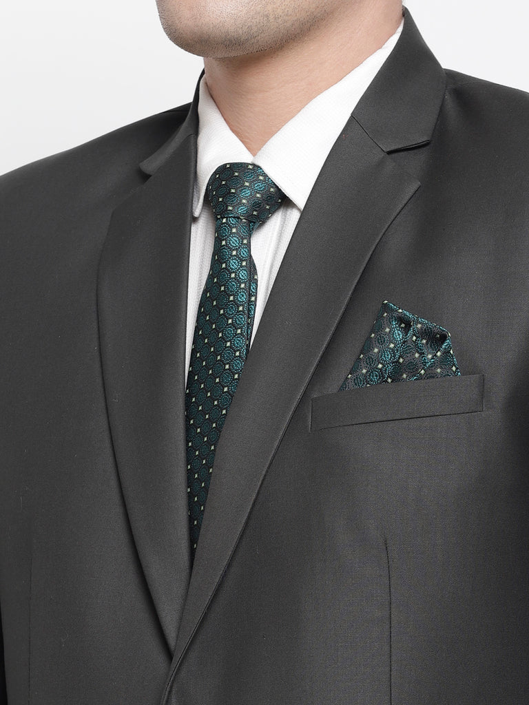 Royal Emerald Green Raymond Mens Formal 2 Piece Suit