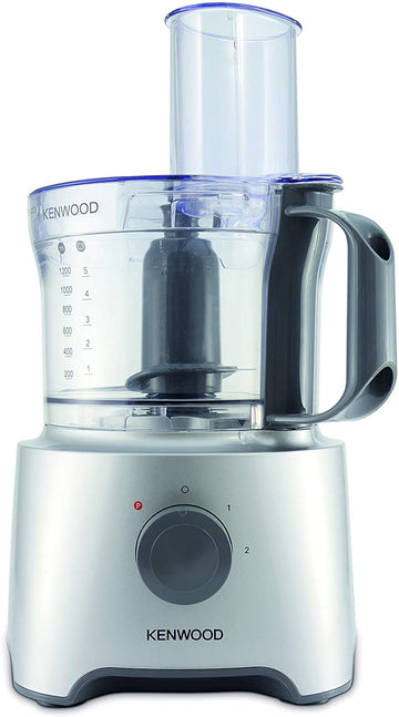 Kenwood Multipro compact Food Processor Silver