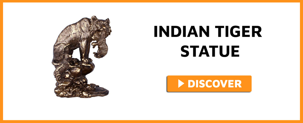 INDIAN TIGER STATUE