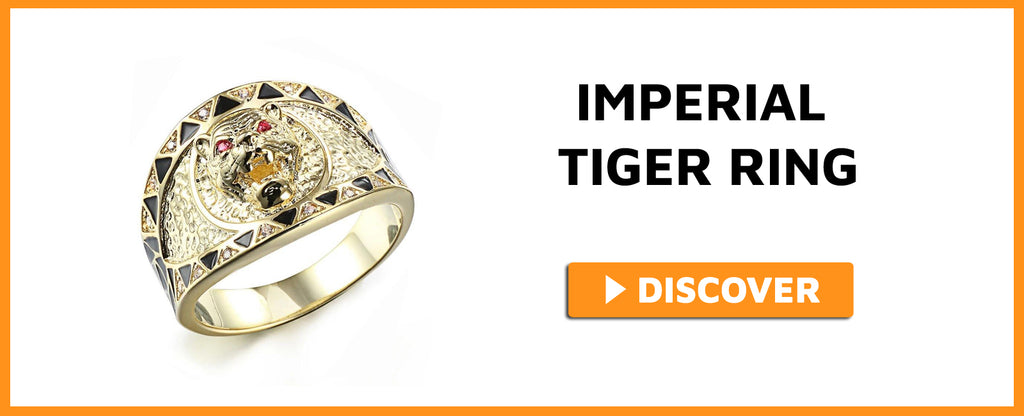 IMPERIAL TIGER RING