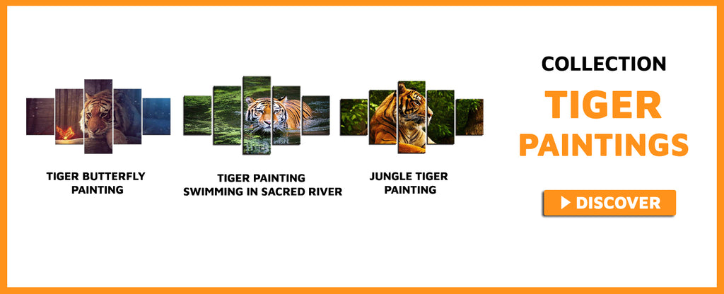 TIGER PAINTINGS COLLECTION