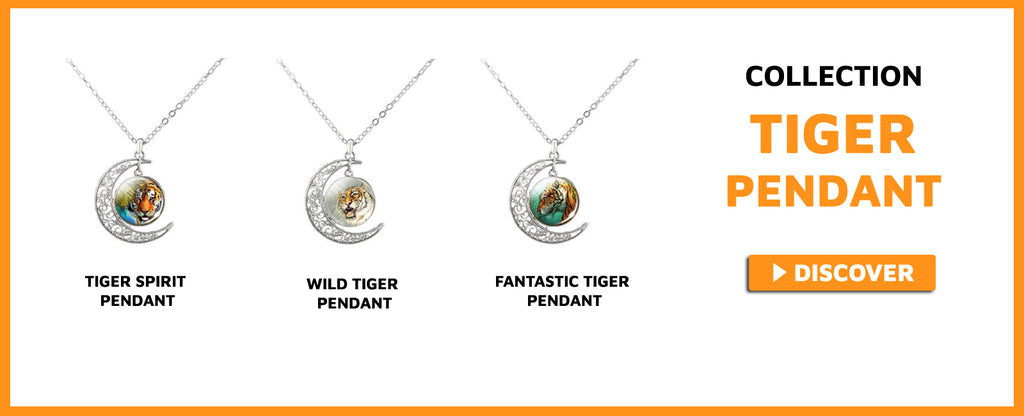 TIGER PENDANTS COLLECTION