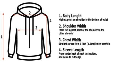 how to measure a jacket size