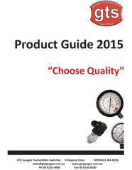 GTS 2015 Product Guide Catalogue