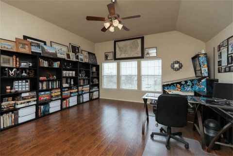 Video Game Room Decoration