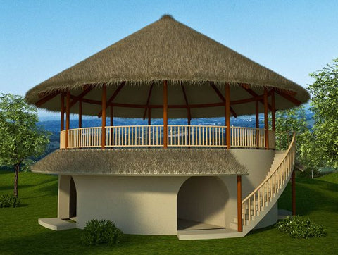 african house design