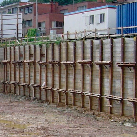 what is shoring in construction